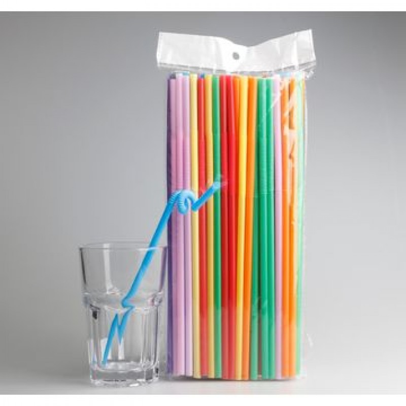 Strawpipe Pack Of 1 - 100 Pieces