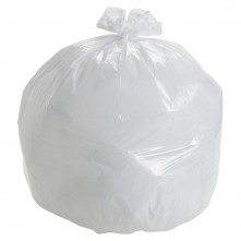 Garbage bag - white