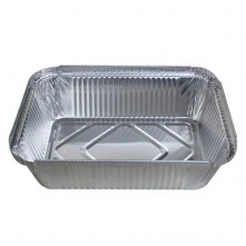 100 Pieces Aluminium Wrapping Box - 750ml